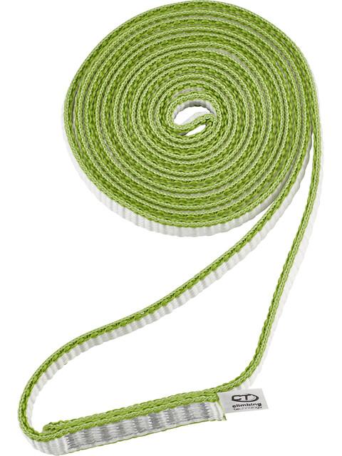 Climbing Technology Looper DY Sling 120cm white/green
